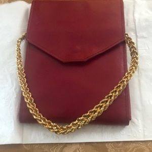 CARTIER NECKLACE THICK GOLD FABULOUS CHAIN